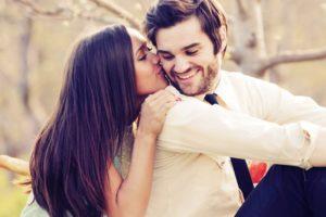 kissing benefits